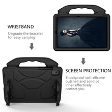 Load image into Gallery viewer, AMZER Shockproof Hybrid Protective Shell Case with Handle for Samsung Galaxy Tab S6 Lite P610