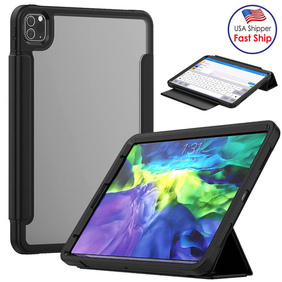 Horizontal Flip Smart Leather Case |  Sleep Function for iPad Pro | Amzer