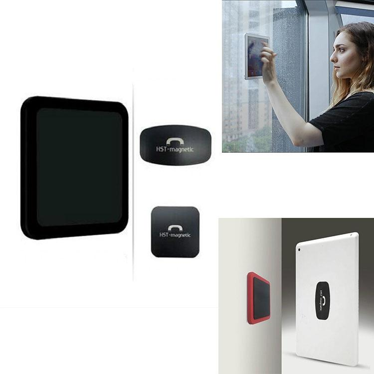 AMZER Wall-mounted iPad Magnetic Adsorption Universal Sticker Mobile Phone Wall Bracket