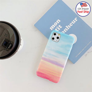 AMZER Marble IMD Soft TPU Protective Case for iPhone 11 Pro
