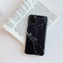 Load image into Gallery viewer, AMZER Marble IMD Soft TPU Protective Case for iPhone 11