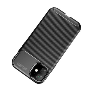 AMZER Texture Genuine Leather Protective Case for iPhone 12