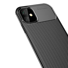 Load image into Gallery viewer, AMZER Texture Genuine Leather Protective Case for iPhone 12