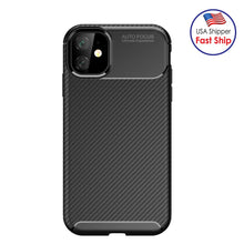 Load image into Gallery viewer, AMZER Texture Genuine Leather Protective Case for iPhone 12 mini