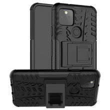Load image into Gallery viewer, AMZER Hybrid Warrior Kickstand Case for Google Pixel 5