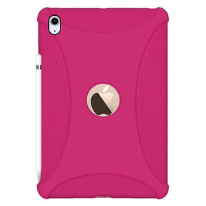 AMZER Shockproof Rugged Silicone Skin Jelly Case for Apple iPad Air 10.9 Inch 2020
