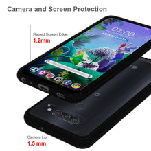 Load image into Gallery viewer, AMZER SlimGrip Hybrid Case for LG Q70 / LG Q730