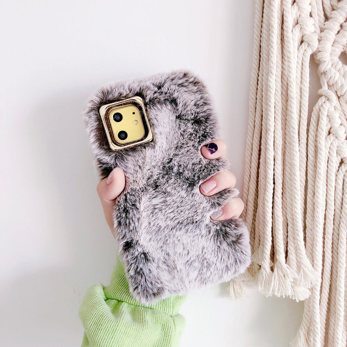 AMZER Soft Plush Material Phone Protector Case for iPhone 12 Series