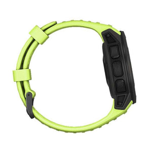 AMZER Soft Silicone Replacement Watch Strap Compatible with Garmin Instinct/ Solar/ Tactical 22mm