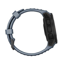 Load image into Gallery viewer, AMZER Soft Silicone Replacement Watch Strap Compatible with Garmin Instinct/ Solar/ Tactical 22mm