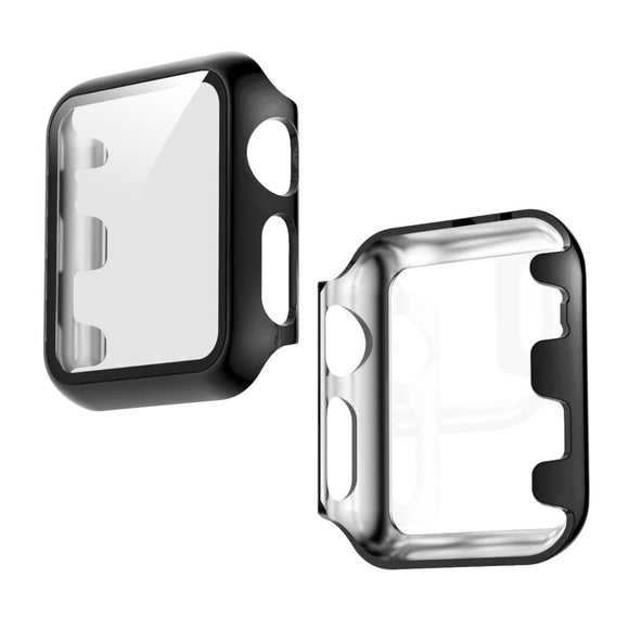 AMZER Full Coverage Plating TPU Case for Apple Watch Series 1/2/3 38mm