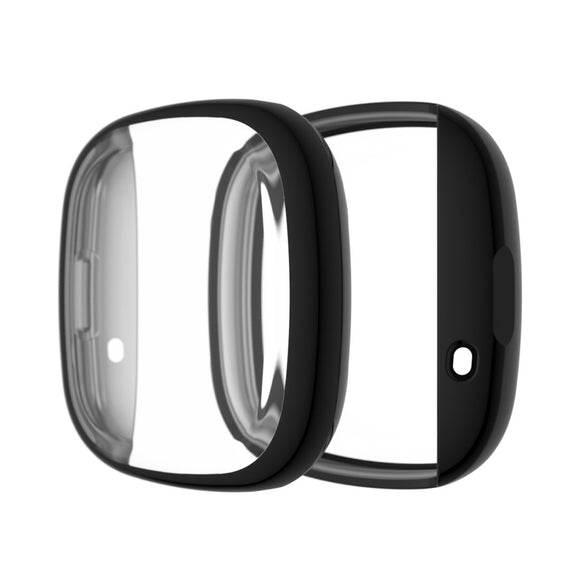 AMZER Full Coverage Plating TPU Case for Fitbit Versa 3 / Fitbit Versa Sense