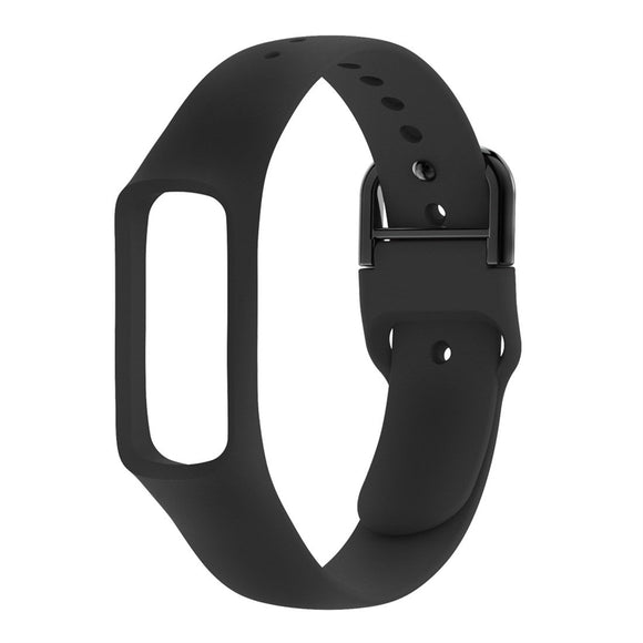 AMZER Color Silicone Wrist Strap Watchband for Samsung Galaxy Fit-e