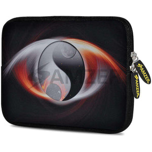 AMZER 10.5 Inch Neoprene Zipper Sleeve Pouch Tablet Bag - Serenity - amzer