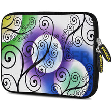 Load image into Gallery viewer, AMZER 7.75 Inch Neoprene Zipper Sleeve Pouch Tablet Bag - Twill Colour - amzer