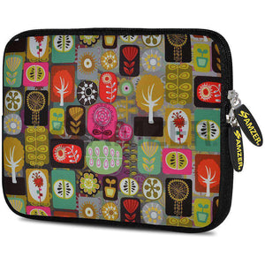 AMZER 7.75 Inch Neoprene Zipper Sleeve Pouch Tablet Bag - Urban Trends - amzer