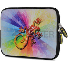 Load image into Gallery viewer, AMZER 10.5 Inch Neoprene Zipper Sleeve Pouch Tablet Bag - Colour Blur - amzer