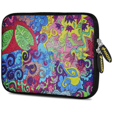 Load image into Gallery viewer, AMZER 7.75 Inch Neoprene Zipper Sleeve Pouch Tablet Bag - Colour Haze - amzer