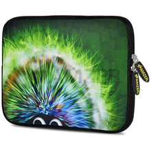 Load image into Gallery viewer, AMZER 7.75 Inch Neoprene Zipper Sleeve Pouch Tablet Bag - Curious Eyes - amzer