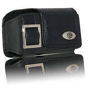 Westham Premium Mobile Horizontal Case for BlackBerry 8100 - amzer