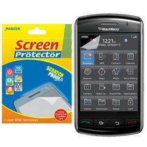 AMZER Kristal Clear Screen Protector for BlackBerry Storm 9530