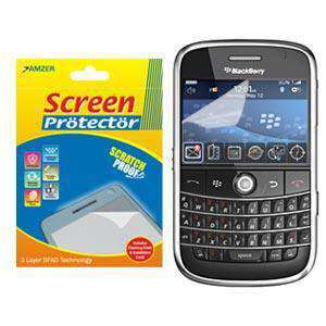 AMZER Kristal Clear Screen Protector for BlackBerry Bold