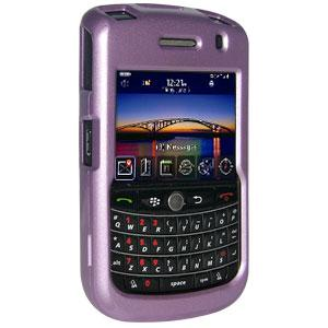 AMZER Snap on Crystal Hard Case for BlackBerry Bold 9650 - Polished Lilac - amzer