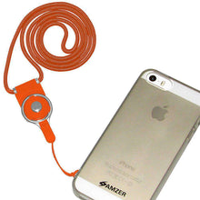 Load image into Gallery viewer, AMZER Durable Detachable Cell Phone Neck Lanyard