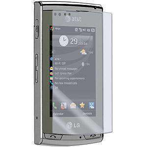 AMZER Kristal Anti-Glare Screen Protector for LG Incite CT810 - 6 Pack