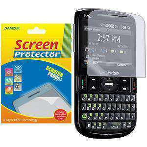 AMZER Kristal Clear Screen Protector for HTC Ozone