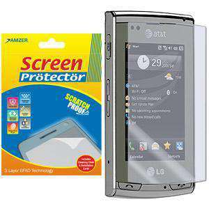 AMZER Kristal Clear Screen Protector for LG Incite CT810