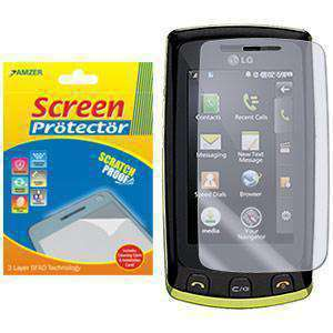 AMZER Kristal Clear Screen Protector for LG Bliss UX700