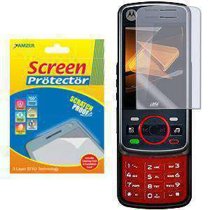AMZER Kristal Clear Screen Protector for Nextel Motorola i856