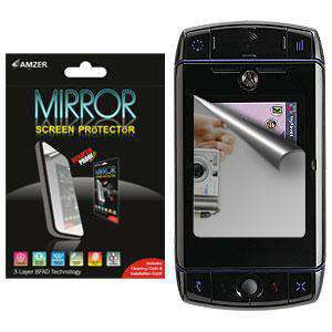 AMZER Kristal Mirror Screen Protector for Danger Sidekick LX