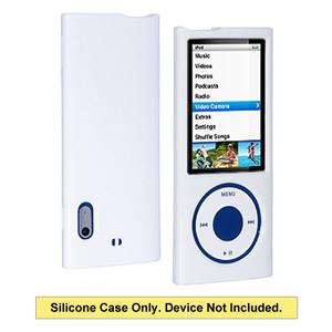 AMZER Polished Snap On Crystal Hard Case for iPod Nano 5th Gen