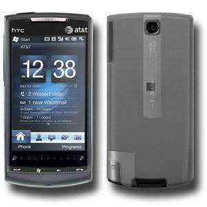 AMZER Snap on Crystal Hard Case for HTC Pure - Clear