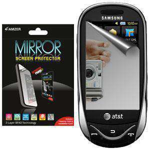 AMZER Kristal Mirror Screen Protector for Samsung Sunburst A697