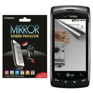 AMZER Kristal Mirror Screen Protector for LG Ally VS740
