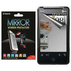 AMZER Kristal Mirror Screen Protector for HTC Aria