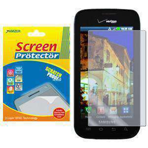 AMZER Kristal Clear Screen Protector for Samsung Fascinate