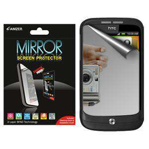 AMZER Kristal Mirror Screen Protector for HTC Wildfire