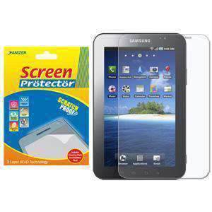 Hardness Tempered Glass Screen Protector |  Screen Cleaner | Amzer