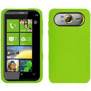 AMZER Silicone Soft Skin Jelly Case for HTC HD7 - amzer