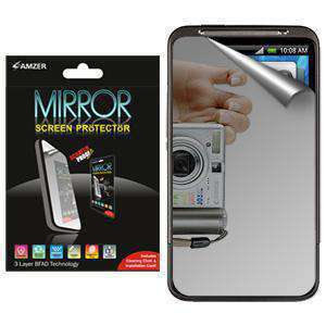 AMZER Kristal Mirror Screen Protector for HTC Inspire 4G