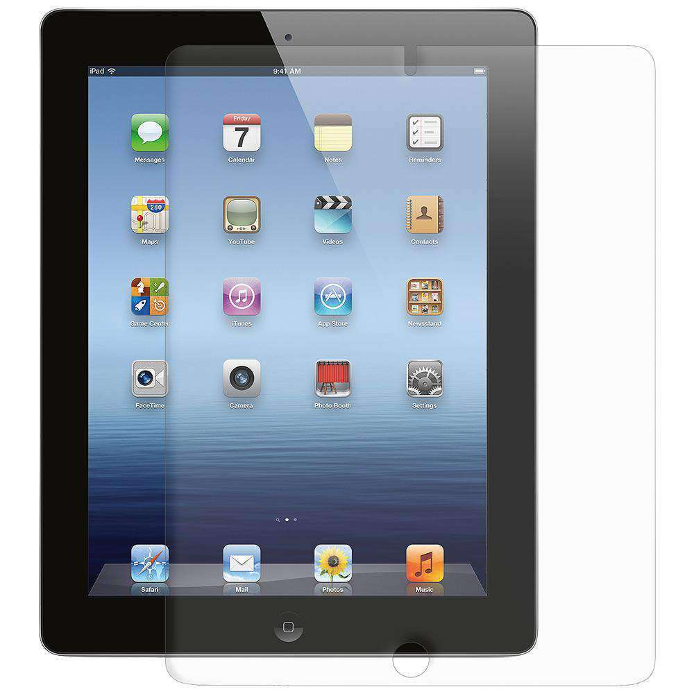 AMZER Kristal Anti-Glare Screen Protector for iPad 2