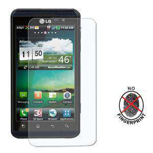 AMZER Kristal Anti-Glare Screen Protector for LG Optimus 3D P920