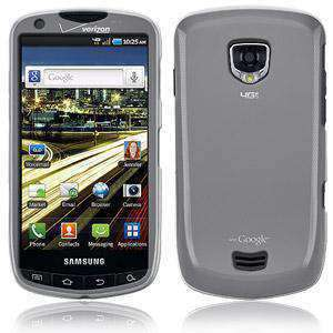 AMZER  Snap On Crystal Hard Case for Samsung Droid Charge SCH-I510 - Clear