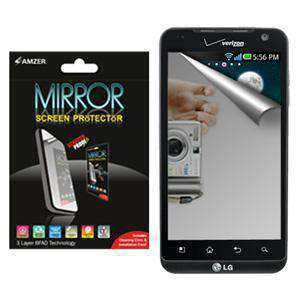 AMZER Kristal Mirror Screen Protector for LG Esteem MS910