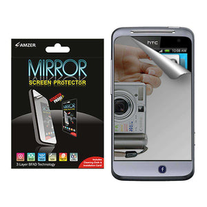 AMZER Kristal Mirror Screen Protector for HTC Salsa