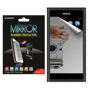 AMZER Kristal Mirror Screen Protector for Nokia Lumia 800